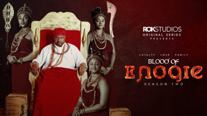 Blood Of Enogie Season 2 Episode 1 – 13 (Complete)