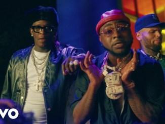 Davido Shopping Spree ft Chris Brown & Young Thug Video MP4 Download