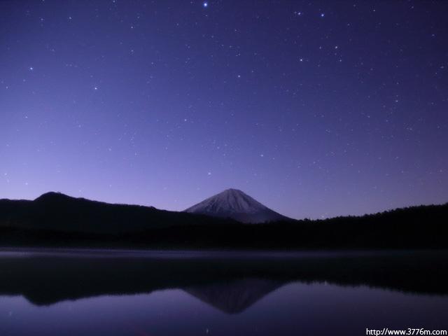 星降る夜/西湖