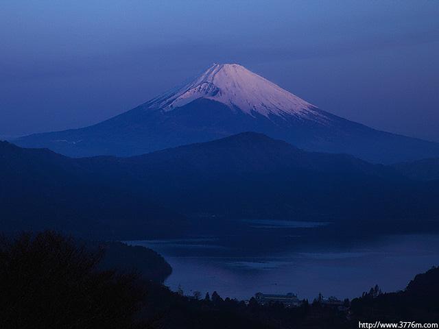 朝焼け/大観山