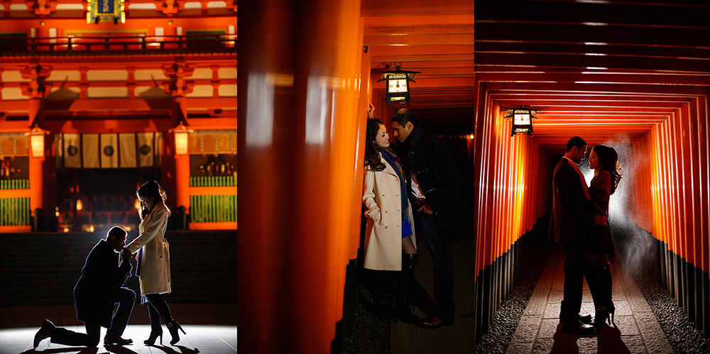 kyoto pre-wedding and engagement photography 12