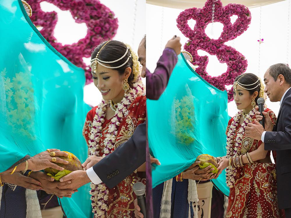 indian wedding hawaii 4