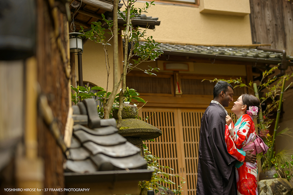 Kyoto Pre-Wedding. March 2015...