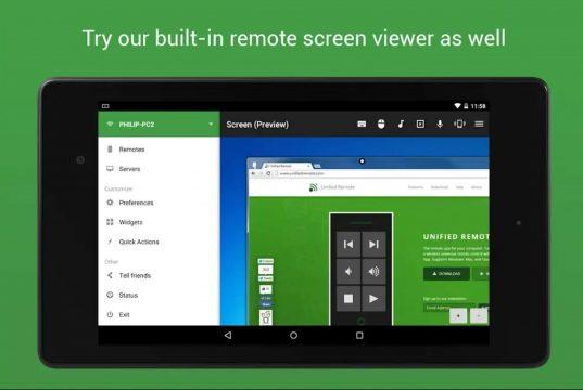 أفضل 5 تطبيقات أندرويد تتيح التحكم في الكمبيوتر الخاص بك من