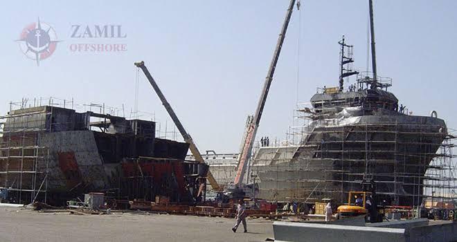 ارامكو تتجه لصناعة السفن الحربية محلياً