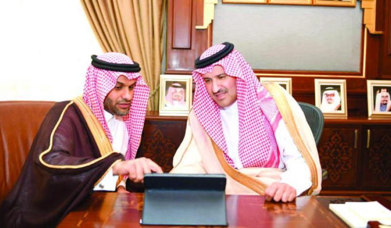 الأمير فيصل بن سلمان يدشن موقعا إلكترونيا للاستدعاء الحكومي