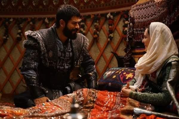ظهور دوكاس في أحداث المؤسس عثمان الحلقة 63 قبل الأخيرة موقع النور