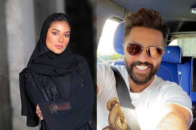عقد قران فاطمة الانصاري ويعقوب بوشهري مشهور التواصل الاجتماعي اليوم