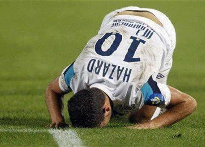ايدين هازارد يعلن إسلامه اليوم لاعب ريال مدريد الإسباني والعالم الإسلامي يرحب به
