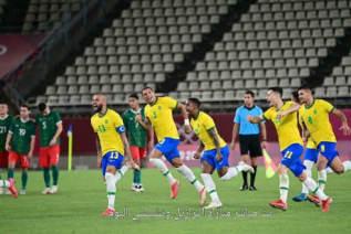 فوز البرازيل علي تشيلي تصفيات كأس العالم قطر 2022