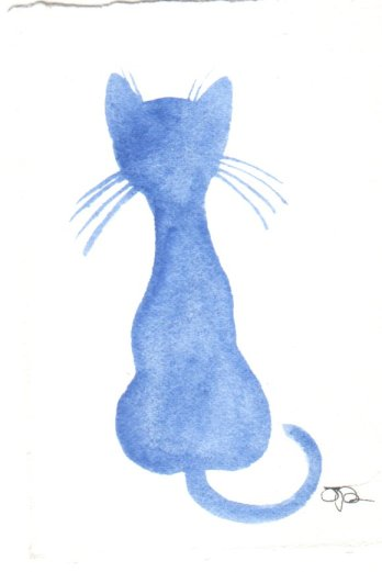 kitty blue