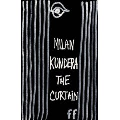 milan kundera the curtain an essay in seven parts summary
