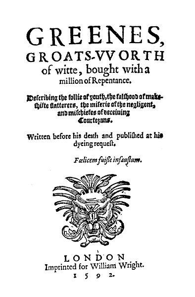 groatsworth