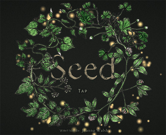 Seed by Joanna Walsh
