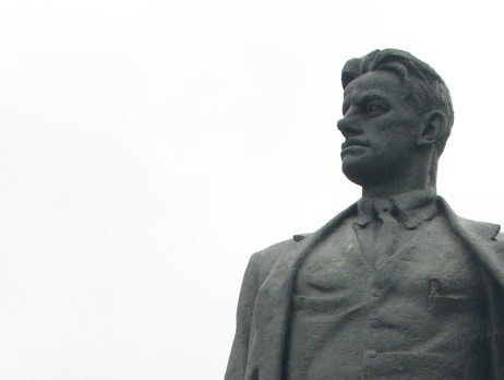 vladimir_mayakovsky_monument_in_moscow_closeup