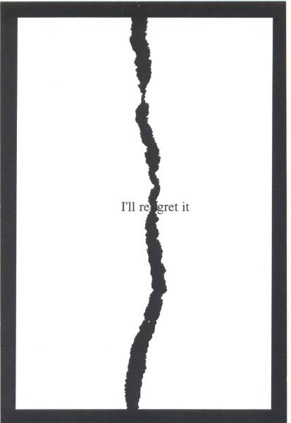ill-regret-it