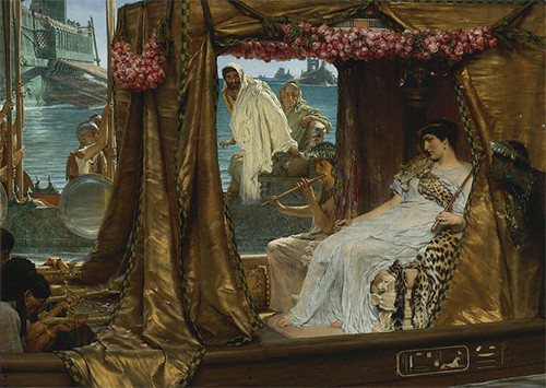 Cleopatra by Philippe Sollers