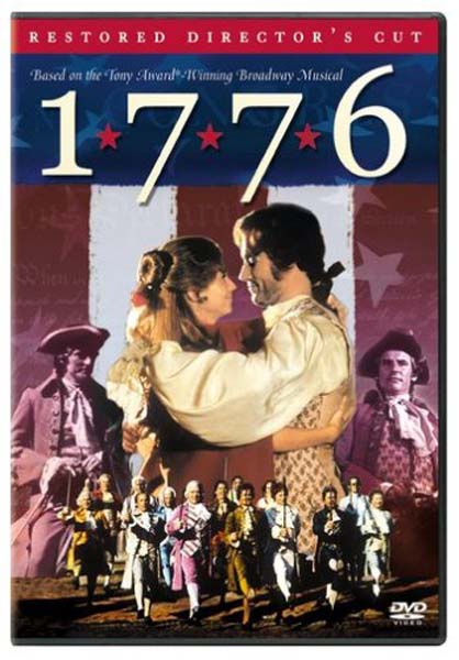 1776 DVD Cover