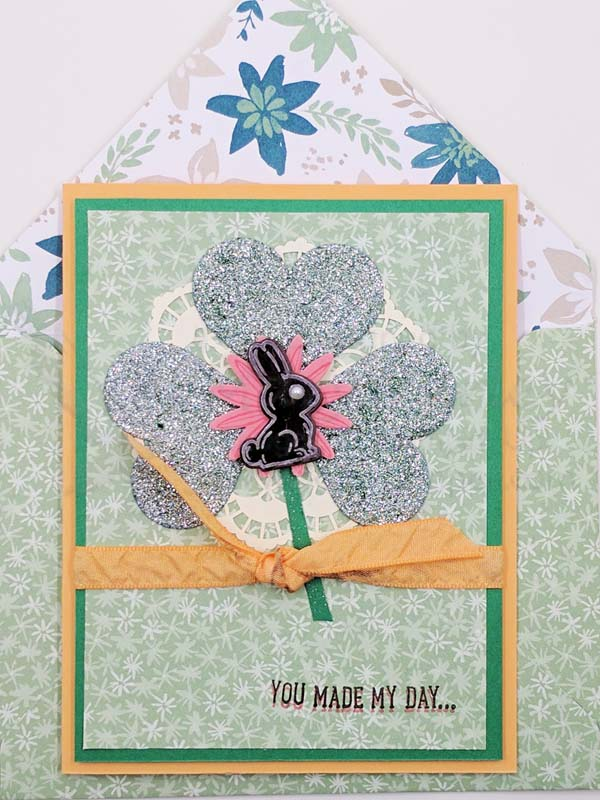 Spring Things Made My Day Card - Visit http://www.3amstamper.com