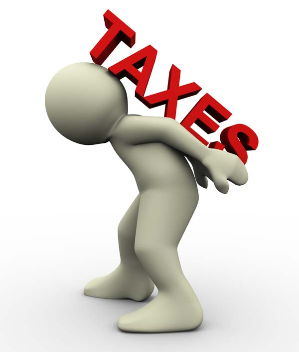 Tax Time-Tax Burden
