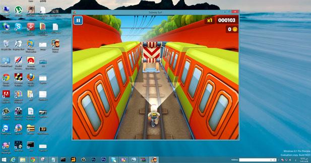تحميل لعبة صب واي للموبايل أخر اصدار Subway Surfers 2018