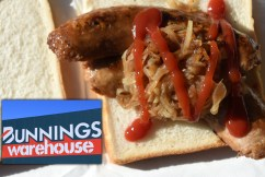 Bizarre new Bunnings sausage rule introduced due to OH&S concerns