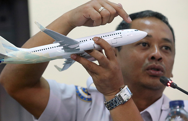 Doomed Lion Air jet was 'not airworthy' on second-last flight