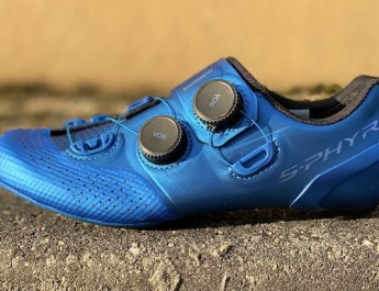 Test des chaussures Shimano S-Phyre RC-902