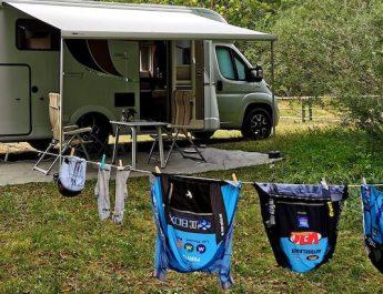 Camping-car et cyclosport: cocktail premier choix!