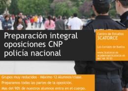 oposiciones-cnp-policia-nacional-cantabria-3catorce-preparador Situación actual de vacantes Guardia Civil en reserva