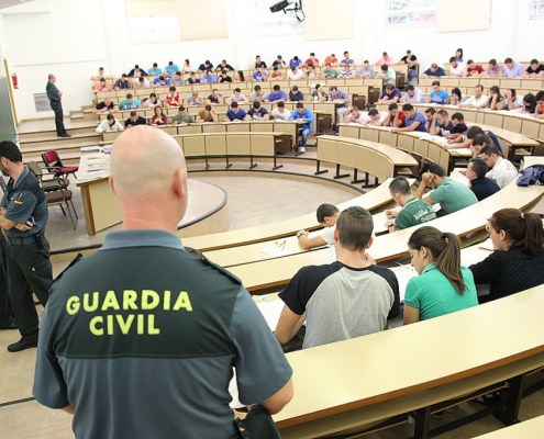 Convocatoria pruebas Guardia Civil 2016 3catorce academia snatander cantabria