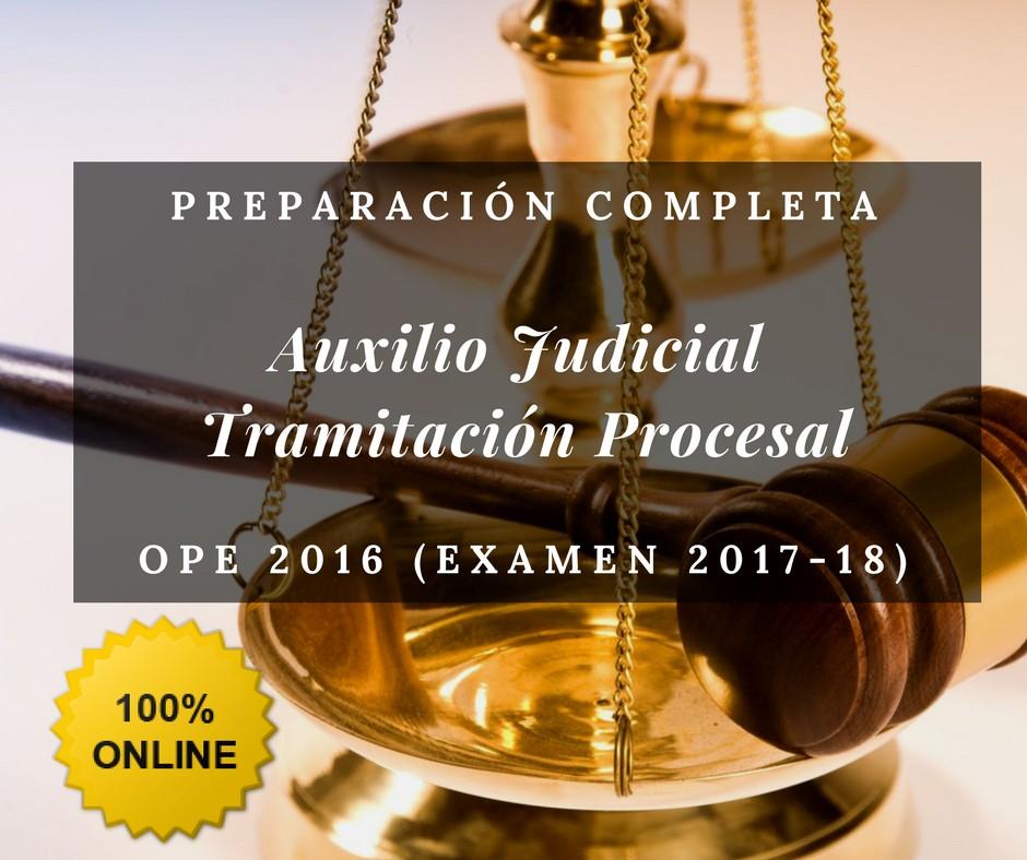 curso-auxilio-tramitacion-justicia-cantabria-3catorce-academia-santander-online Plazas Oferta Empleo Publico Oposiciones Justicia 2017