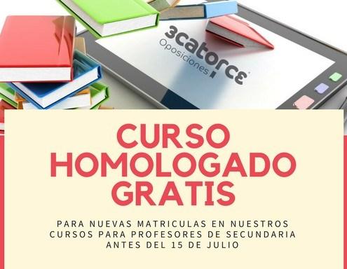 CURSO HOMOLOGADO GRATIS