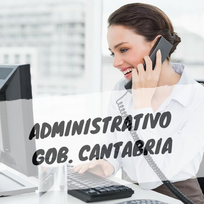 ADMINISTRATIVO-CANTABRIA Academia oposiciones Cantabria