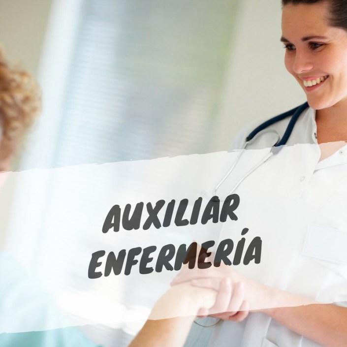 AUXILIAR-ENFERMERIA Academia oposiciones Cantabria