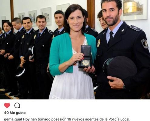 Nueva Convocatoria Oposiciones Policia Local Santander