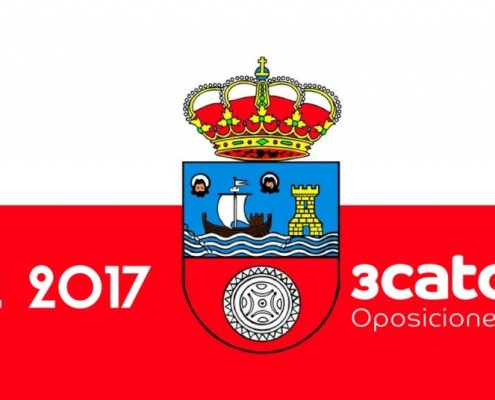 Oferta empleo publico 2017 Cantabria oposiciones 3catorce academia santander