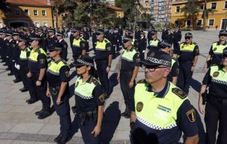 Un tercio de las plazas en futuras oposiciones Policía Local queda reservada para mujeres en Valencia