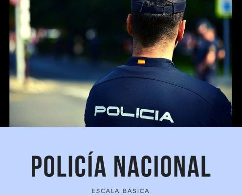 curso oposicion policia nacional