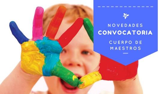 Convocatoria-oposiciones-infantil-Cantabria Convocatoria oposiciones ingles Primaria Cantabria
