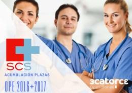 Segunda-parte-Acumulación-Oposiciones-SCS-OPE-2016-2017 Convocatoria Oposiciones Empleado de servicios