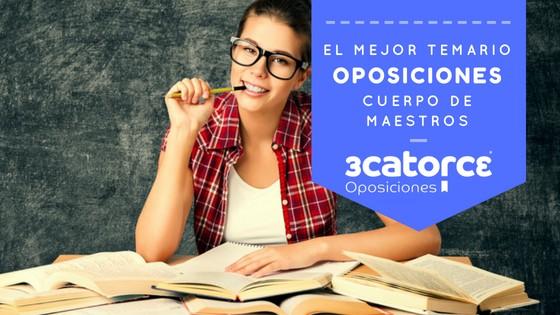Temario-Oposiciones-primaria Temario Oposiciones primaria