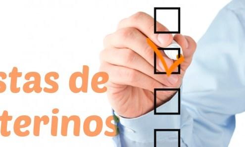 Listados provisionales interinos Educantabria proximo curso