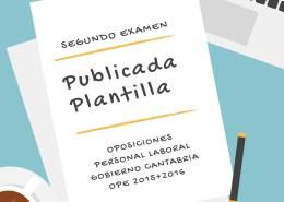Plantilla-Segundo-Examen-Oposiciones-Laborales-Cantabria Oposiciones Cantabria