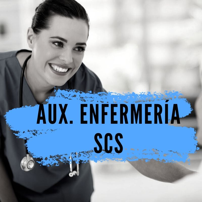 2 Actualidad Curso Auxiliar Enfermeria Servicio Cantabro de Salud