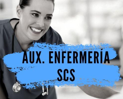 curso auxiliar enfermeria scs cantabria