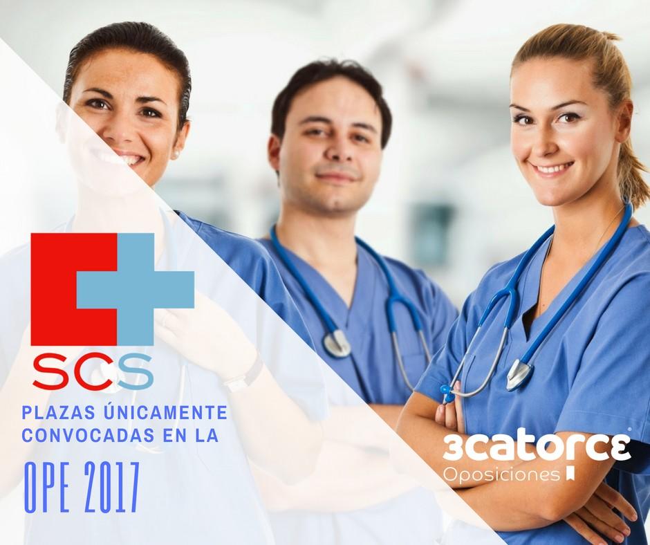 Convocatoria-Oposiciones-SCS-OPE-2017 Convocatoria Oposiciones SCS OPE 2017