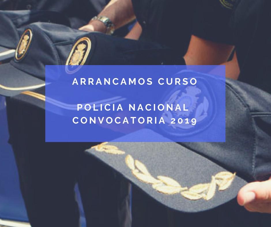 curso-oposicion-policia-nacional-2019 Arrancamos curso oposicion policia nacional 2019
