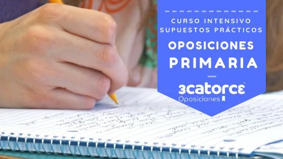 Curso-supuestos-practicos-oposiciones-primaria-Cantabria Examen supuestos ingles Cantabria 2019