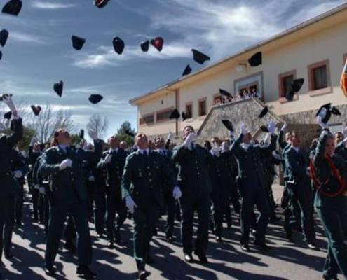 Lista de aprobados oposiciones Guardia Civil 2018